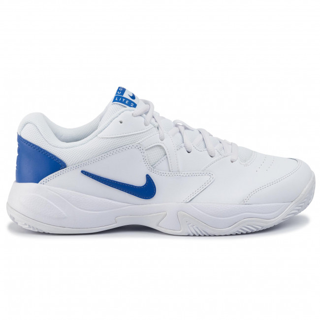 Buty NIKE Coutr Lite 2 Cly CD7131 103 WhiteGame RoyalFlash Crimson