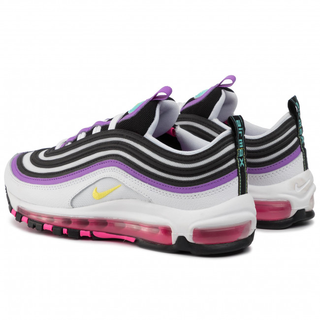 Buty NIKE Air Max 97 921733 106 WhiteDynamic Yellow