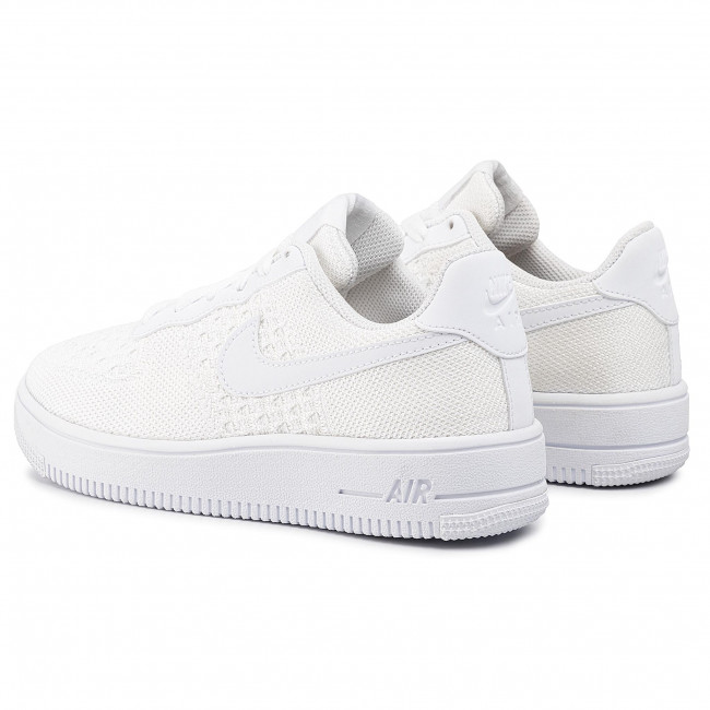 Buty Nike Air Force 1 Flyknit 2.0 BV0063 100 Na co dzień