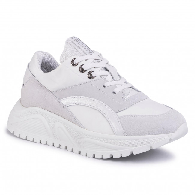 Sneakersy BOGNER - New Malaga 4 A 201-2952 White 10