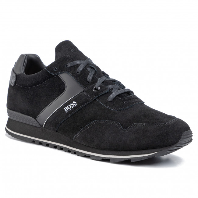 Sneakersy BOSS - Parkour 50422401 10223357 01 Black 001