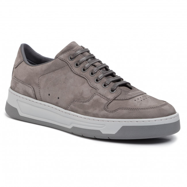 Sneakersy BOSS - 50430353 10225982 01 Dark Grey 021