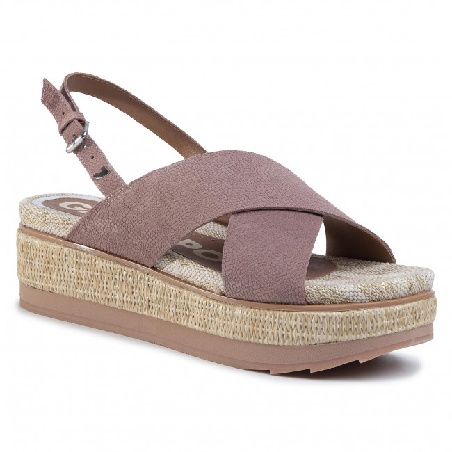 Espadryle GIOSEPPO - Russi 58517  Pink