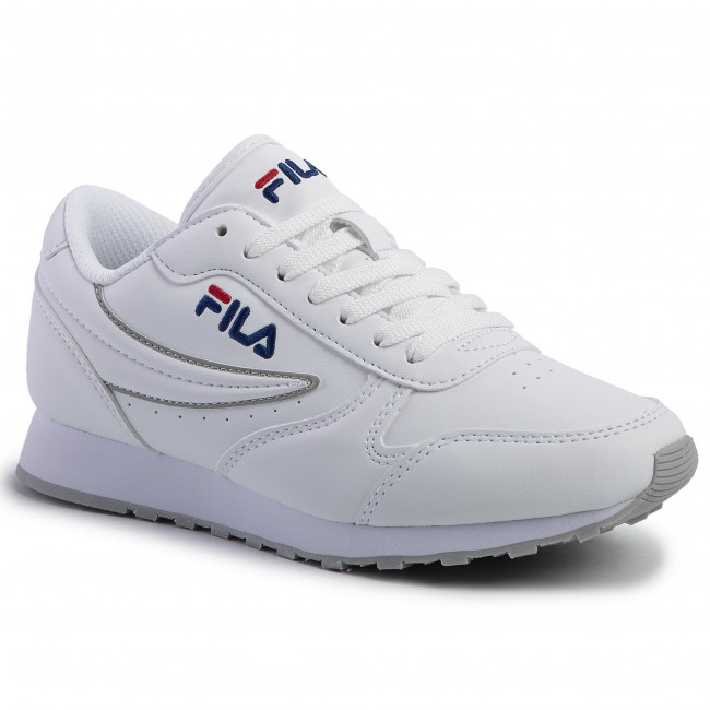 Sneakersy FILA - Orbit Low Wmn 1010308.1FG White