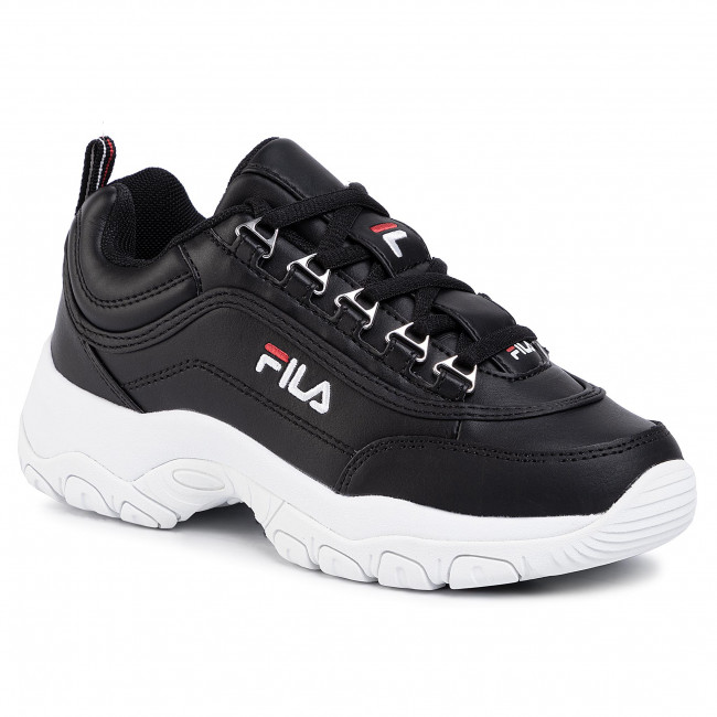 Sneakersy FILA - Strada Low Wmn 1010560.25Y Black