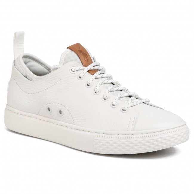 Sneakersy POLO RALPH LAUREN - 816713104001 White