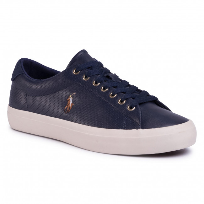 Sneakersy POLO RALPH LAUREN - Longwood 816785024003 Navy