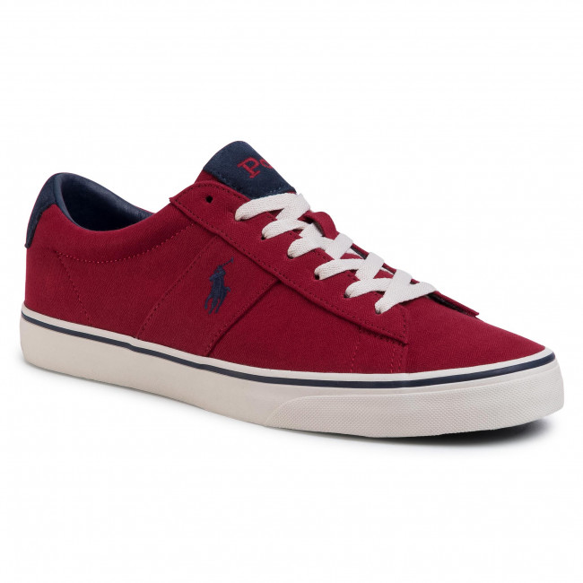 Tenisówki POLO RALPH LAUREN - Sayer 816799508002 Red