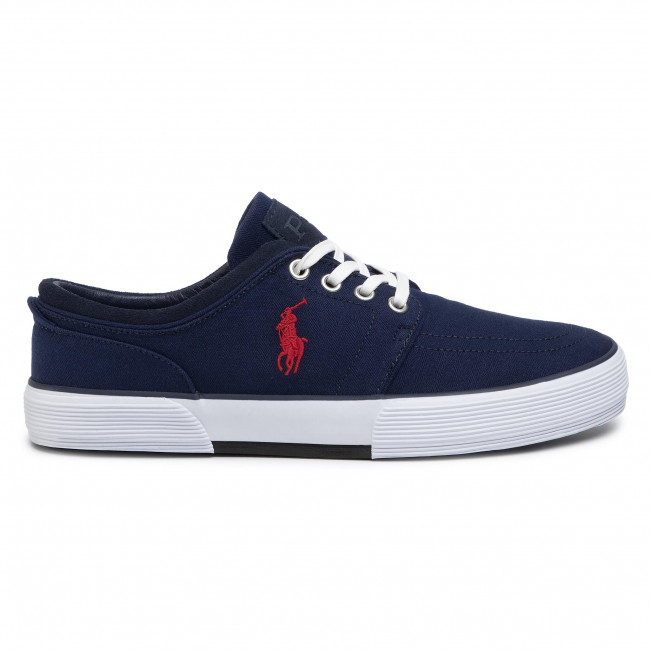 Tenisówki POLO RALPH LAUREN Faxon Low 816810279002 Navy