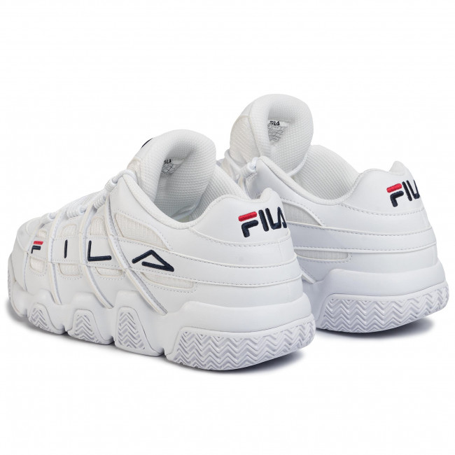 Sneakersy FILA Uproot 1010905.1FG White