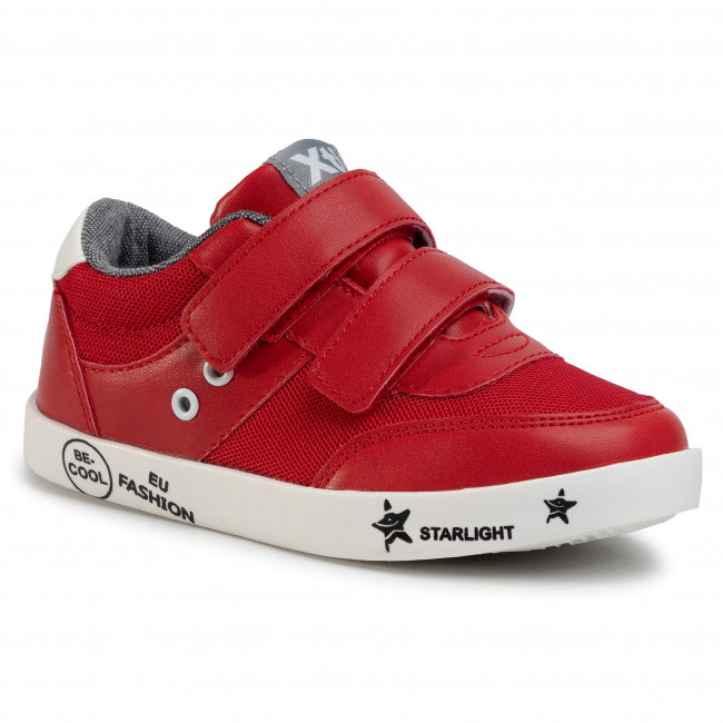 Sneakersy XTI - 57042  Red