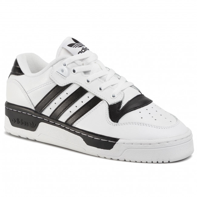 Buty adidas - Rivalry Low EG8062 Ftwwht/Ftwwht/Cblack
