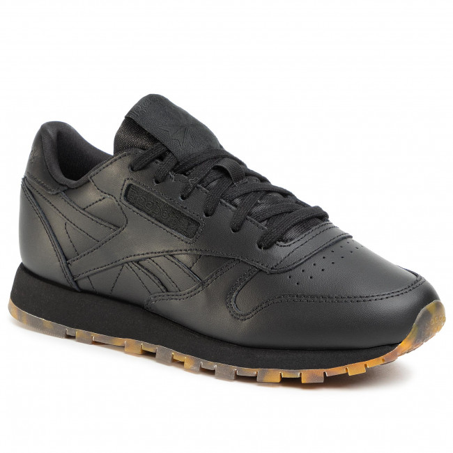 Batai Reebok - Cl Leather Mu EH2397  Black/Black/Black