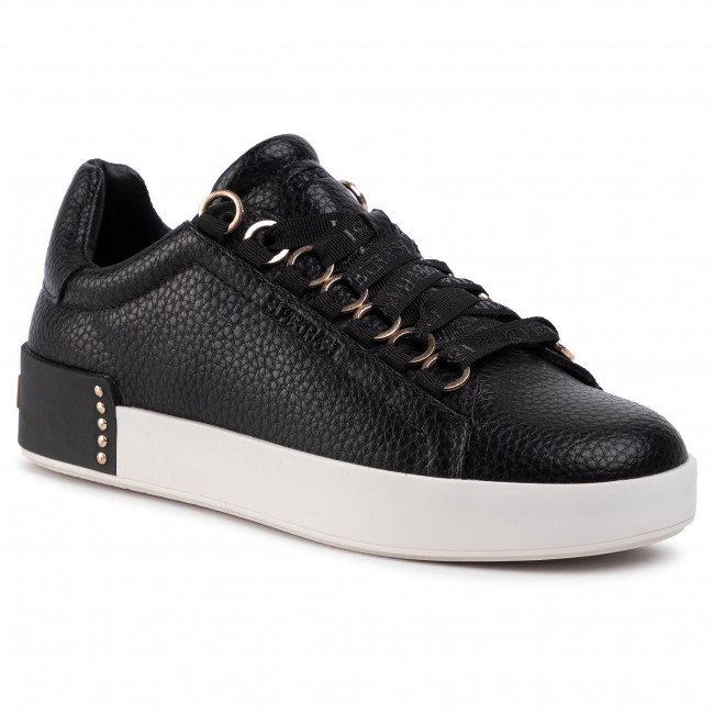 Sneakersy SUPERTRASH - Lina Low Lea 1941 001501 Black 0999