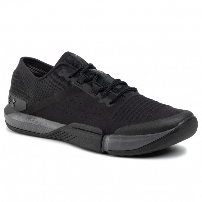 Buty UNDER ARMOUR - Ua Tribase Reign 3021289-005 Blk
