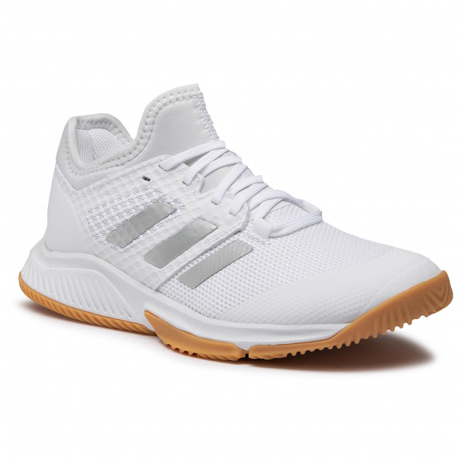 Buty adidas - Court Team Bounce W EH2602 Ftwwht/Silvmt/Ftwwht