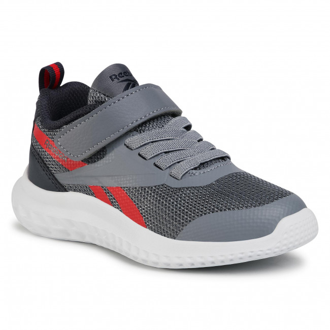 Buty Reebok - Rush Runner 3.0 Al FW8447 Cdgry5/Ntnavy/Vecred