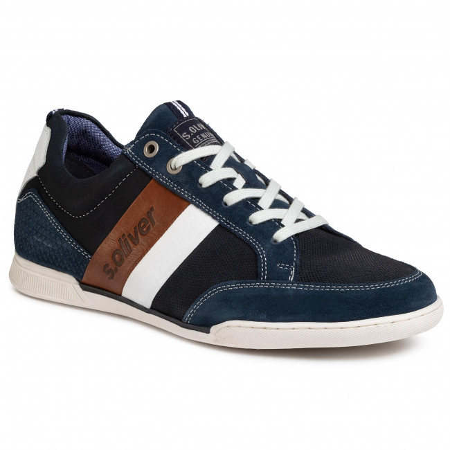 Sneakersy S.OLIVER - 5-13619-24 Navy 805