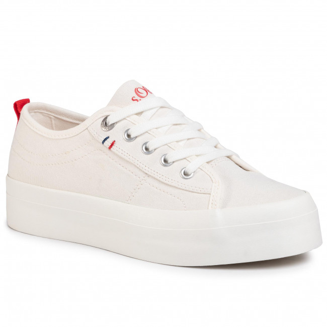 Sneakersy S.OLIVER - 5-23678-24 White 100