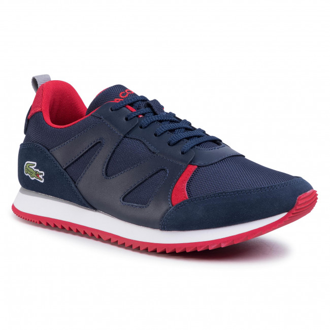 Sneakersy LACOSTE - Aesthet 120 2 Sma 7-39SMA0035144 Nvy/Red