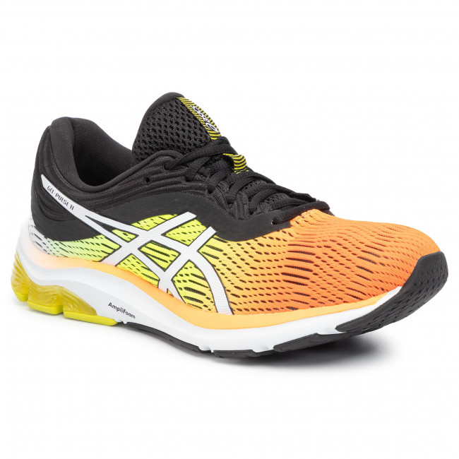Buty ASICS Gel Pulse 11 1011A550 Shocking OrangeBlack 800