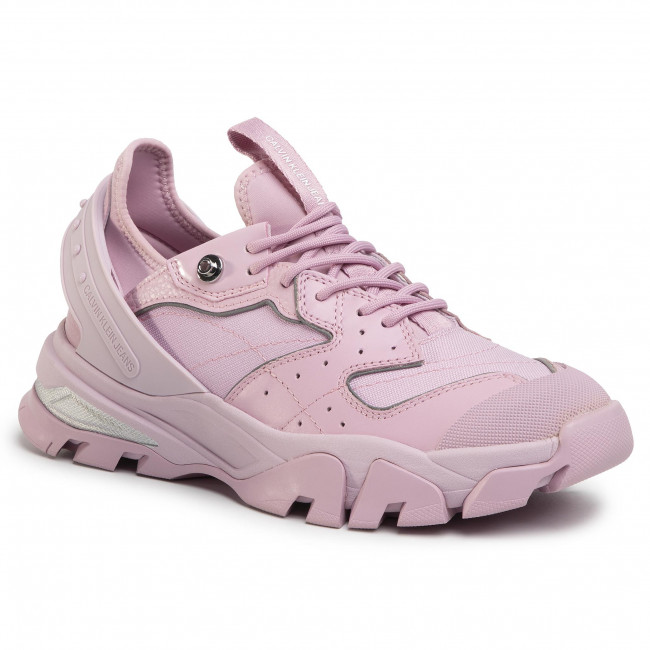Sneakersy CALVIN KLEIN JEANS - Clarice B4R0883  Peony