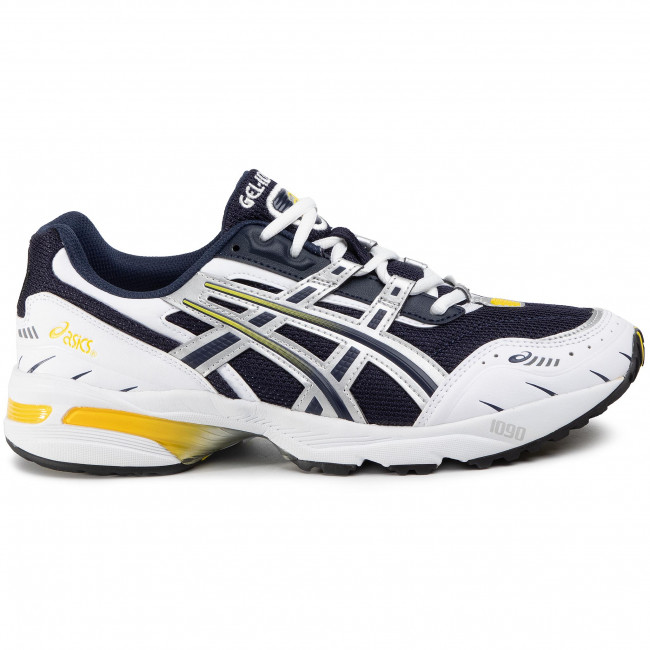 Sneakersy ASICS Gel 1090 1021A275 MidnightPure Silver 400