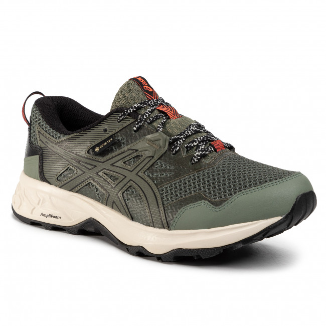 Buty ASICS Gel Sonoma 5 G Tx Sps GORE TEX 1021A398 Mantle GreenMantle Green 300