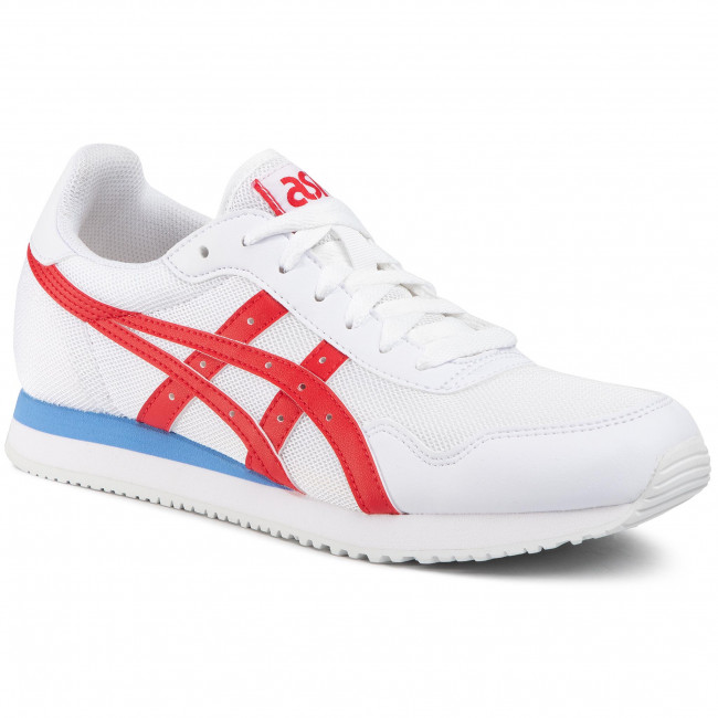 Sneakersy ASICS - Runner 1191A207 White/Classic Red 104