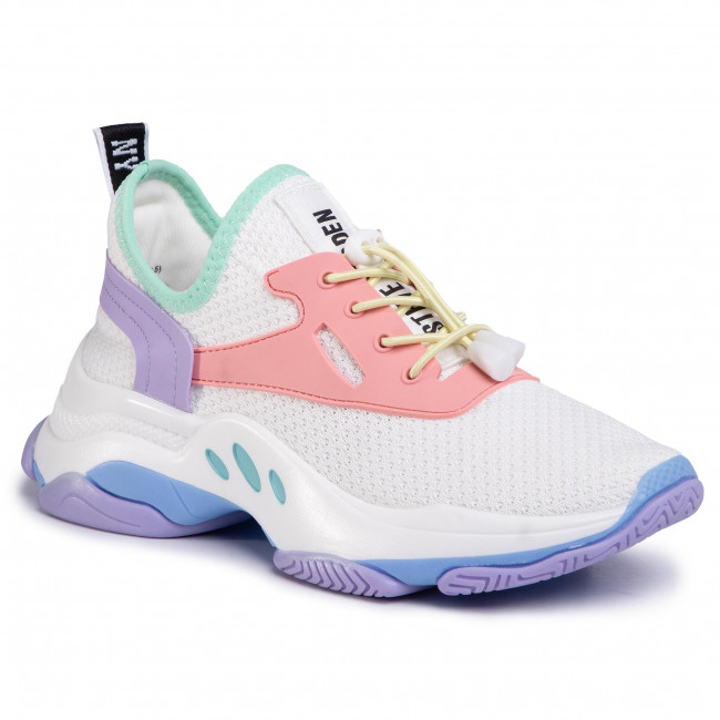 Sneakersy STEVE MADDEN - Match SM11000442-04004-WHP White/Pink