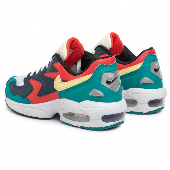 Buty Nike Air Max 2 Light SP (BV1359 600) Habanero Red