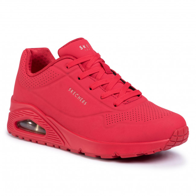 Sneakersy SKECHERS Stand On Air 73690RED Red