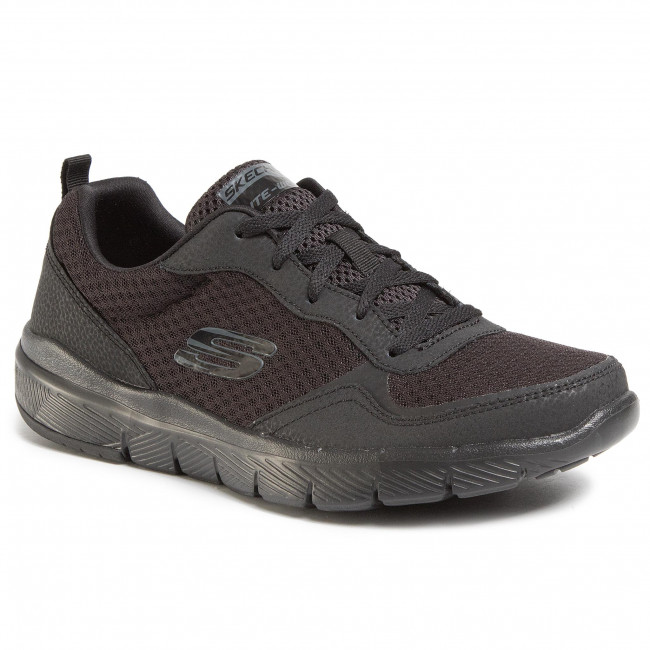 Buty SKECHERS - Flex Advantage 3.0 52954  Black