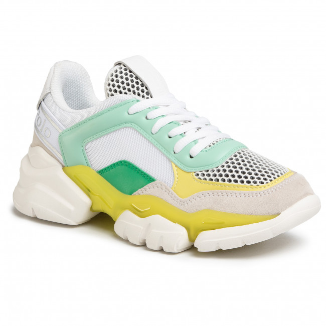 Sneakersy MARC O'POLO - 001 15503501 610  Mint Combi 442