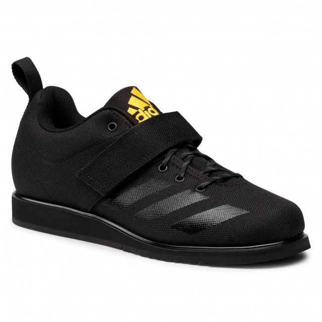 Buty adidas - Powerlift 4 FV6599 Core Black/Core Black/Solar Gold
