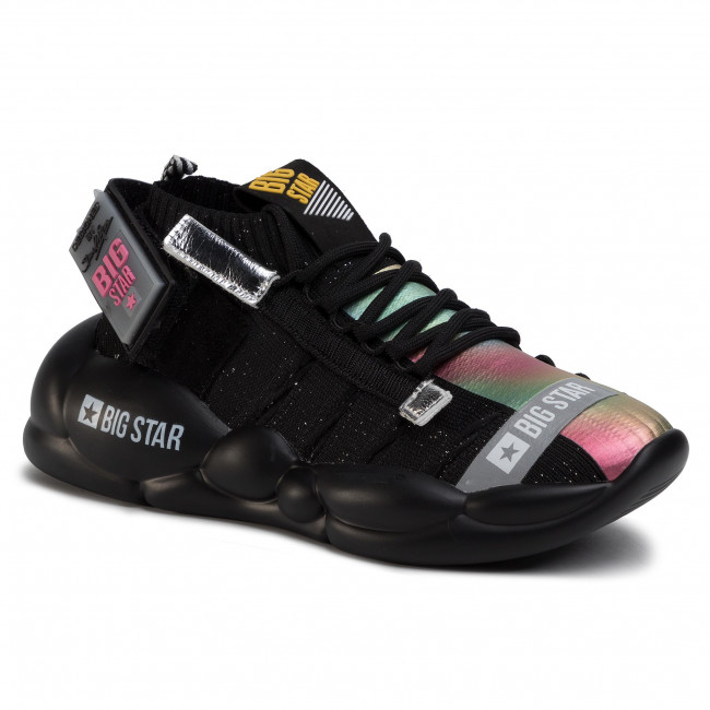 Sneakersy BIG STAR - FF274A521A  Black