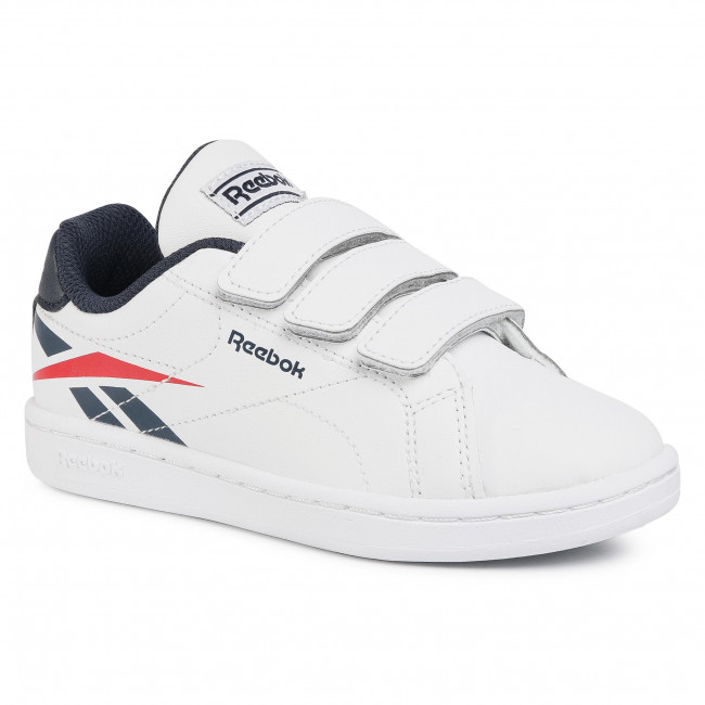 Buty Reebok - Royal Complete Cln 2. FW8850  White/Conavy/Vecred