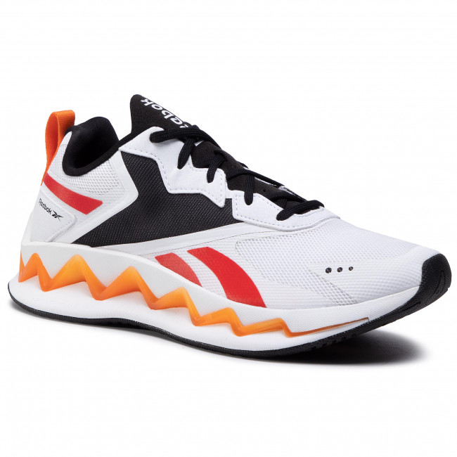 Buty Reebok - Zig Elusion Energy FV3838 White/Insred/Hivior