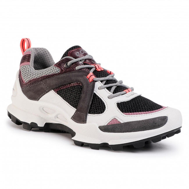 Trekkingi ECCO - Biom C-Trail W Low 80310351833 Shadow White/Wine/Black