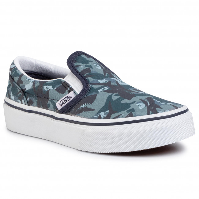 Tenisówki VANS Classic Slip On VN0A4BUTWKY1 (Animal Camo) Prsnnghttrwt