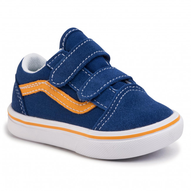 Tenisówki VANS Comfycush Old Sko VN0A4TZIWI51 (Pop) Tr BlCadium Yellow