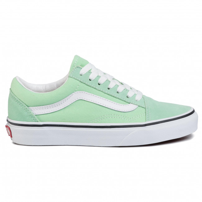 Tenisówki VANS Old Skool VN0A4U3BWKO1 Green AshTrue White