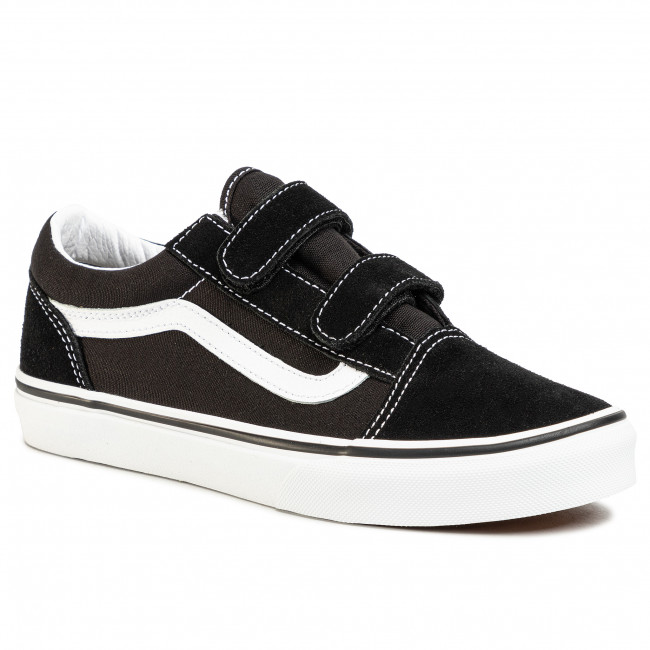 Tenisówki VANS - Old Skool V VN0A4UI16BT1 Black/True White