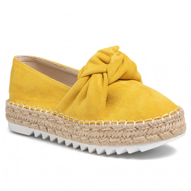 Espadryle BULLBOXER - 155001F4T Old Yellow