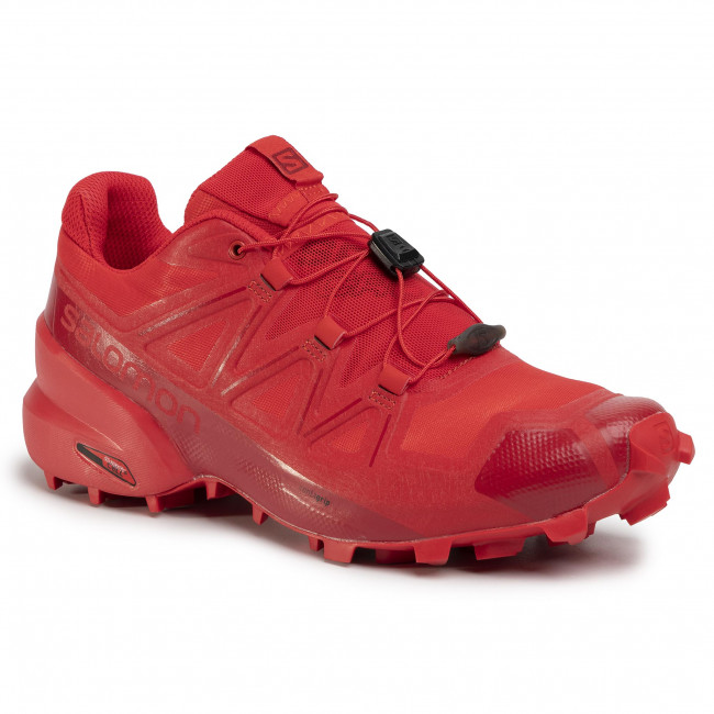 Buty SALOMON Speedcross 5 406843 27 G0 High Risk RedBarbados CherryBarbados Cherry