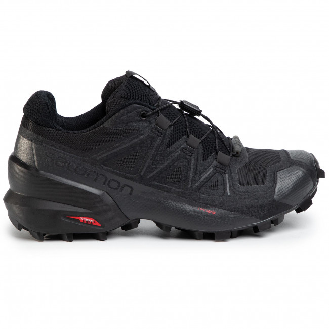 Buty SALOMON Speedcross 5 W 406849 21 G0 BlackBlackPhantom