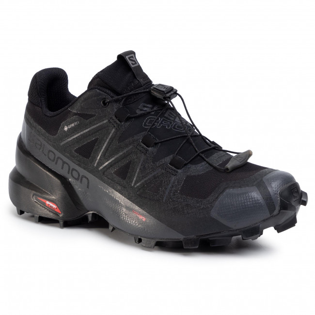 Buty SALOMON Speedcross 5 Gtx W GORE TEX 407954 25 V0 BlackBlackPhantom