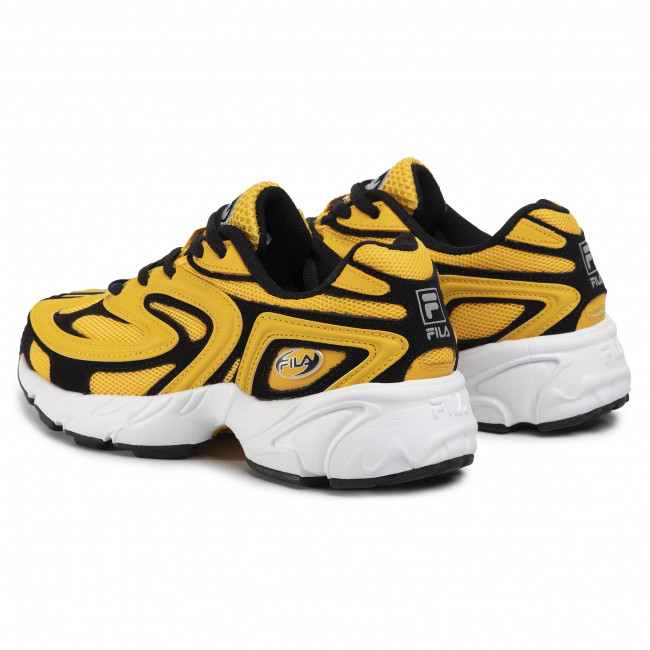 Sneakersy FILA Creator Low Wmn 5RM00780.702 Old GoldBlackWhite