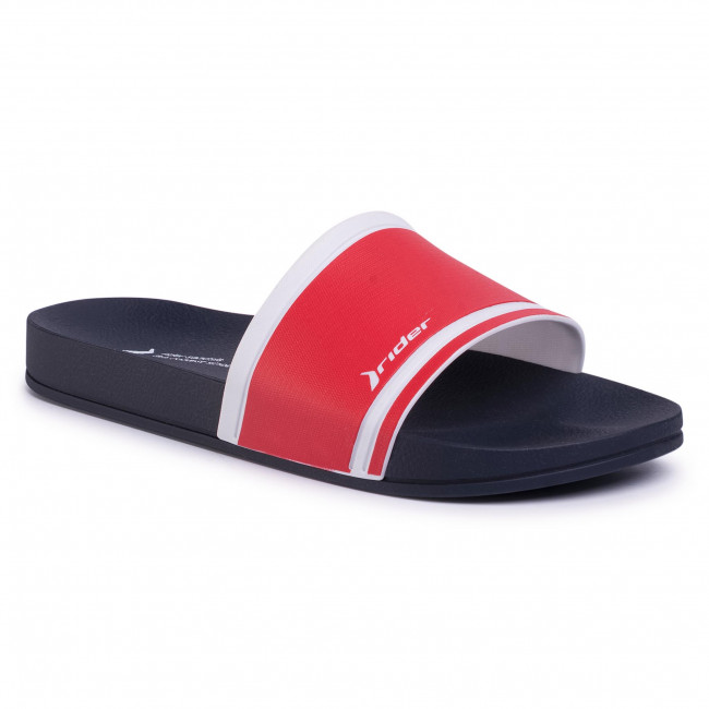 Klapki RIDER - Full 86 Slide Ad 11506 Blue/Red/White 22826