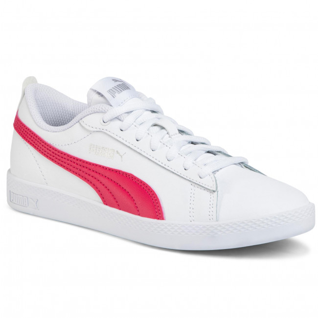 Sneakersy PUMA Smash Wns v2 L 365208 18 Puma WhiteBright